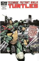 Teenage Mutant Ninja Turtles #7 - Retailer Incentive Cover